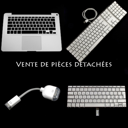 Top Case, clavier filaire, adaptateur, clavier