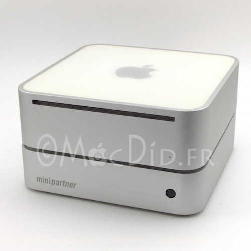 L'occasion du moment ! Mac Mini G4 1.42Ghz 1Go/100Go/WiFi/BT + MiniPartner 200Go