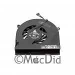 "Ventilateur MacBook 13"" Unibody A1342 661-5418 661-9530 922-9530"