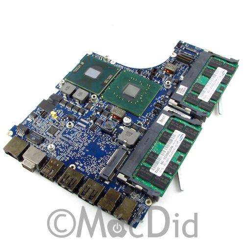Carte mère MacBook Noir A1181 Core Duo 2Ghz + 2GO Ram 820-1889-A