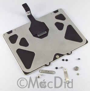"Trackpad + câble MacBook 13"" Unibody A1342 922-9551 922-9175 661-9551"