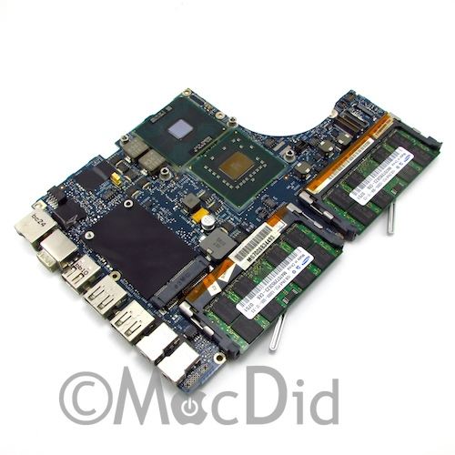 Carte mère MacBook A1181 (4,1 Penryn ) Early 2008 2.4Ghz + 2GO Ram / 820-2279-A
