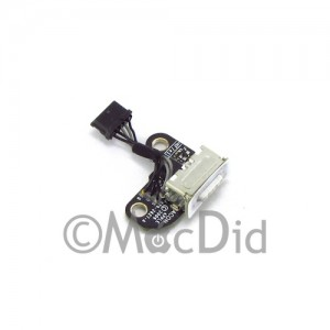 Carte connecteur courant MagSafe DC-IN MacBook Unibody A1342 820-2627-A 922-9176
