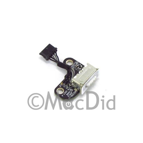 Carte connecteur courant MagSafe DC-IN MacBook Unibody A1342 820-2627-A