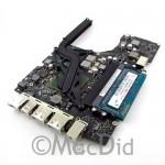 Carte mère MacBook Blanc Unibody A1342 2.4 Ghz + 2 GO RAM 820-2877-A