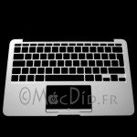 "Top case MacBook Air 11"" 2013 à 2015 sans clavier ni Trackpad 069-9392-18"